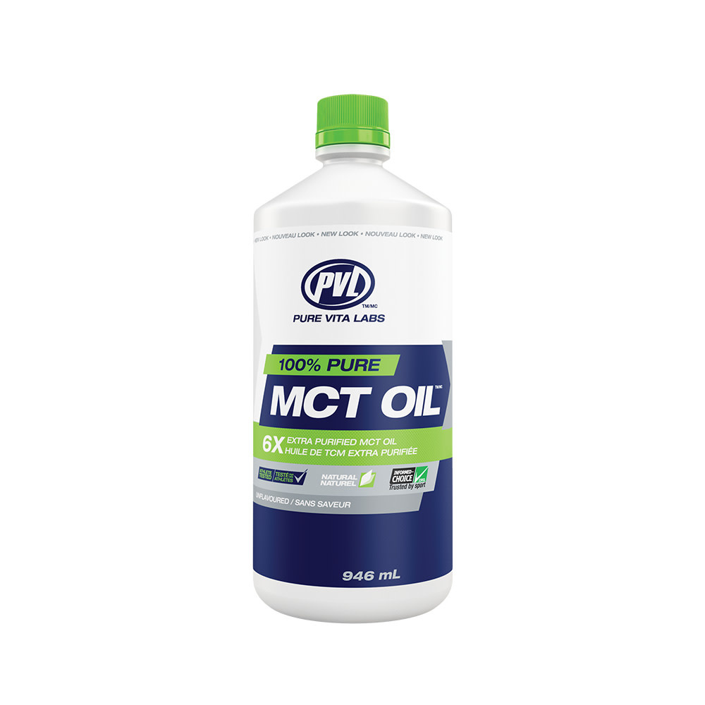PVL PVL - MCT Oil Unflavoured - 946ml