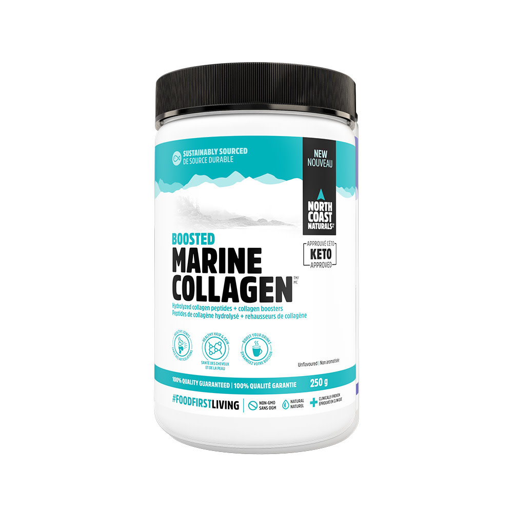 North Coast Naturals NCN - Marine Collagen - Unflavoured -  250g