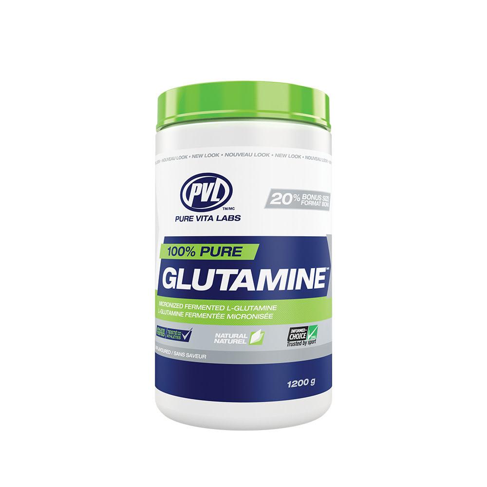PVL PVL - Pure Glutamine  Unflavoured 1200g