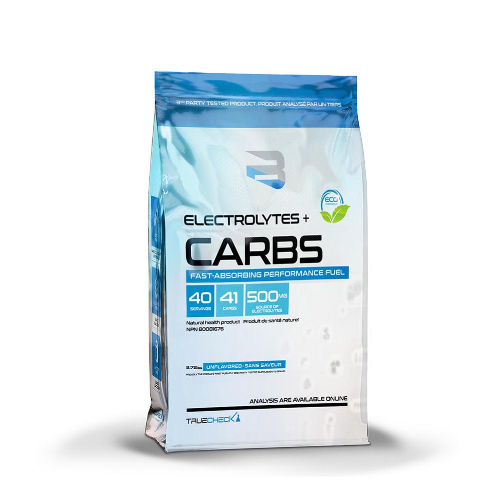 Believe Believe - Carbs - Electrolytes