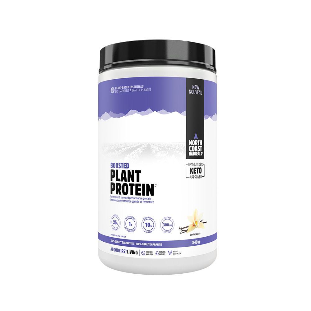 North Coast Naturals NCN - Plant Protein - 840g
