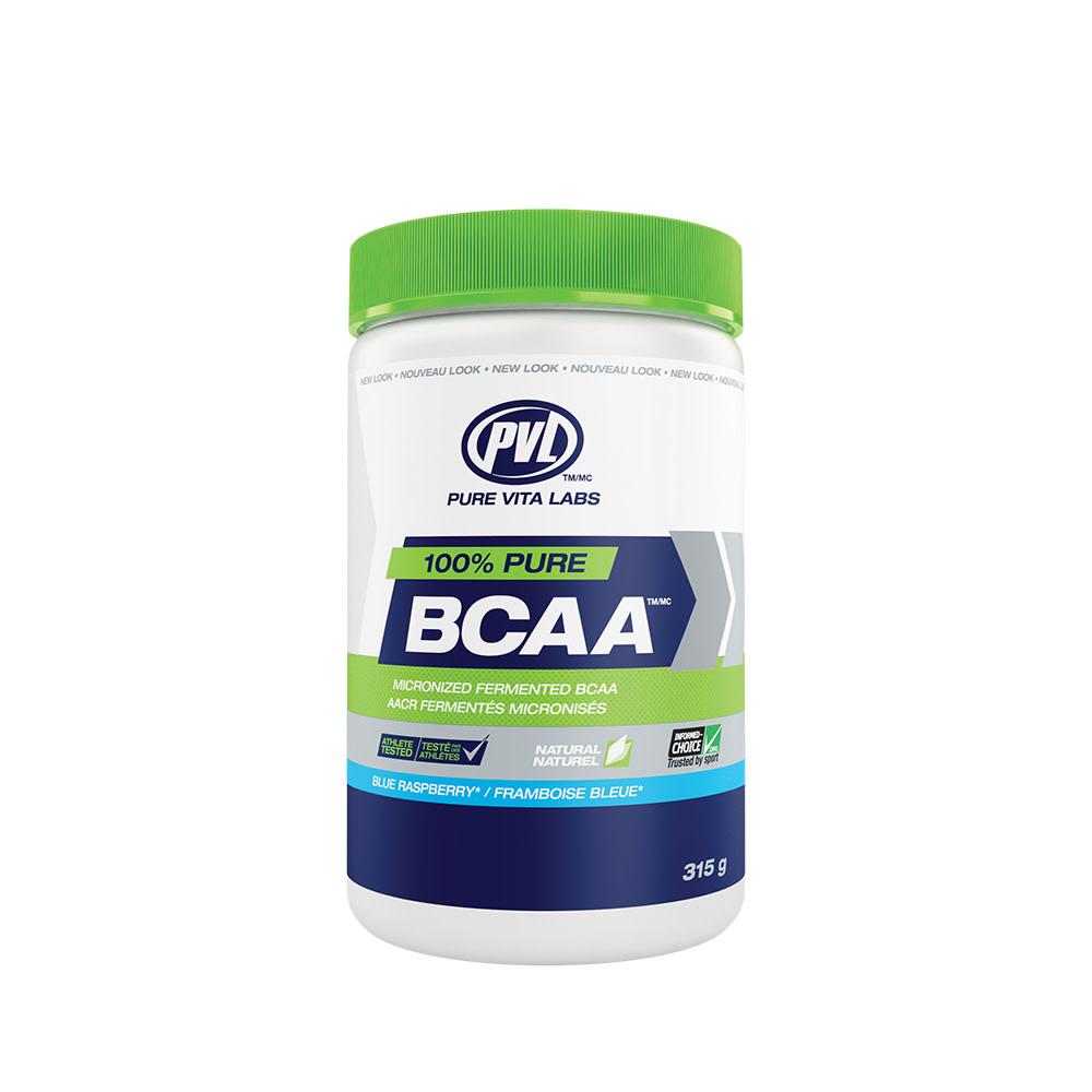 PVL PVL - 100% Pure BCAA - 315g