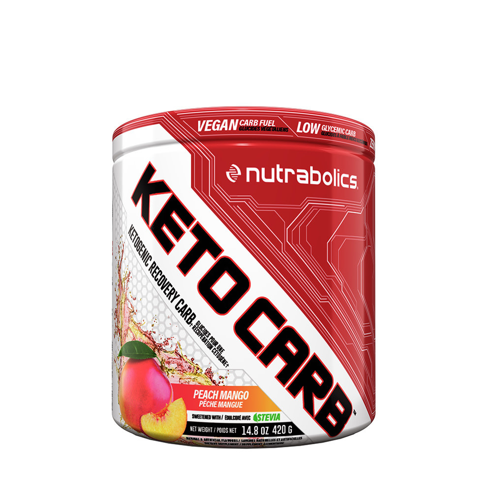 Nutrabolics Nutrabolics - Keto Carbs - 420g