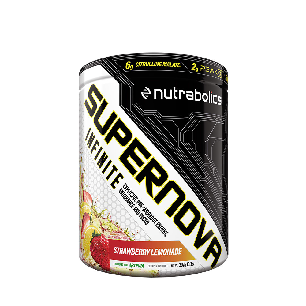 Nutrabolics Nutrabolics - Supernova Infinite - 20 Serving