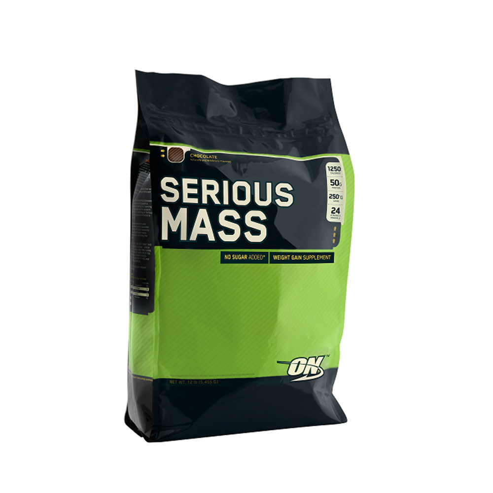 ON - Serious Mass - 12 lbs