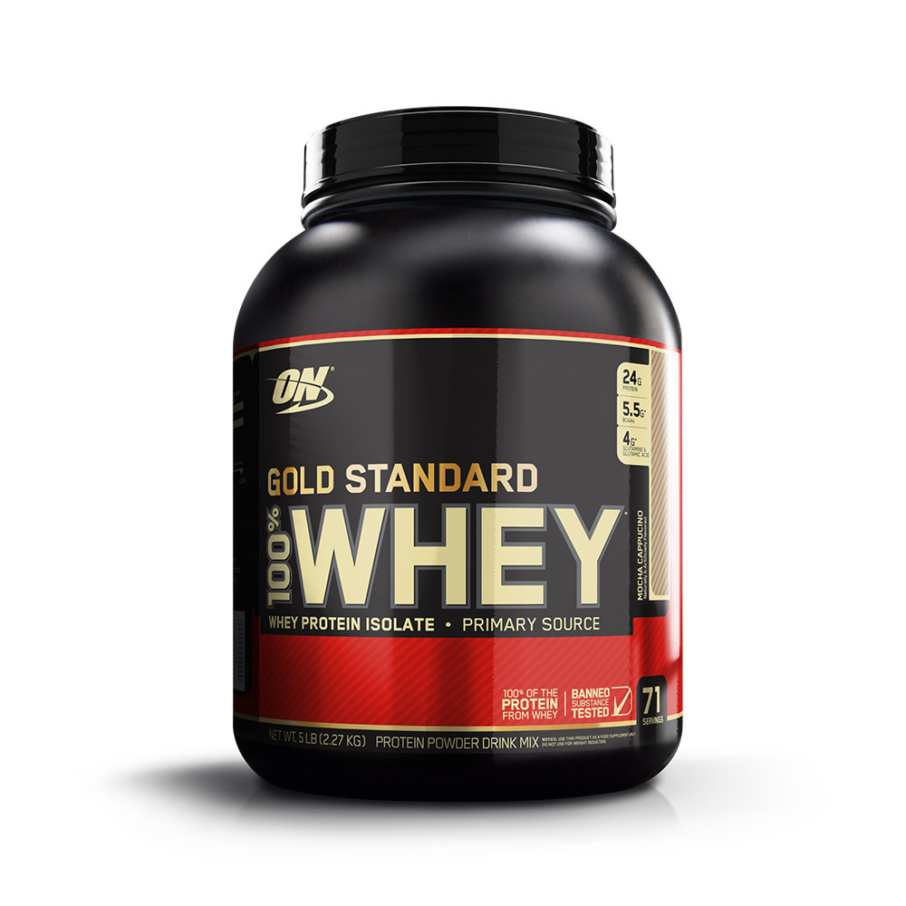 ON - Gold Standard 100% Whey - 5lbs