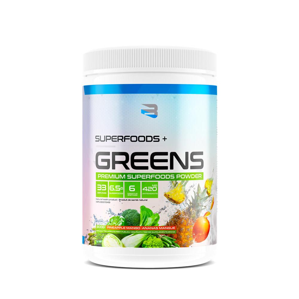 Believe Believe - Organic Greens - 300g