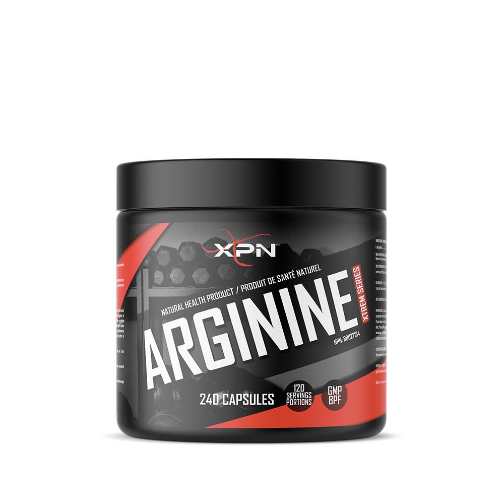 XPN XPN - Arginine - 240 caps