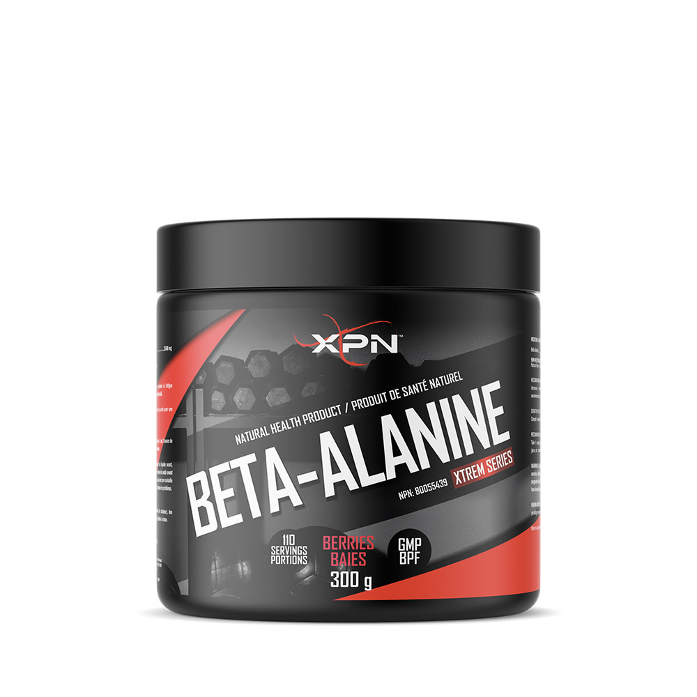 XPN XPN - Beta-Alanine Baies - 300g