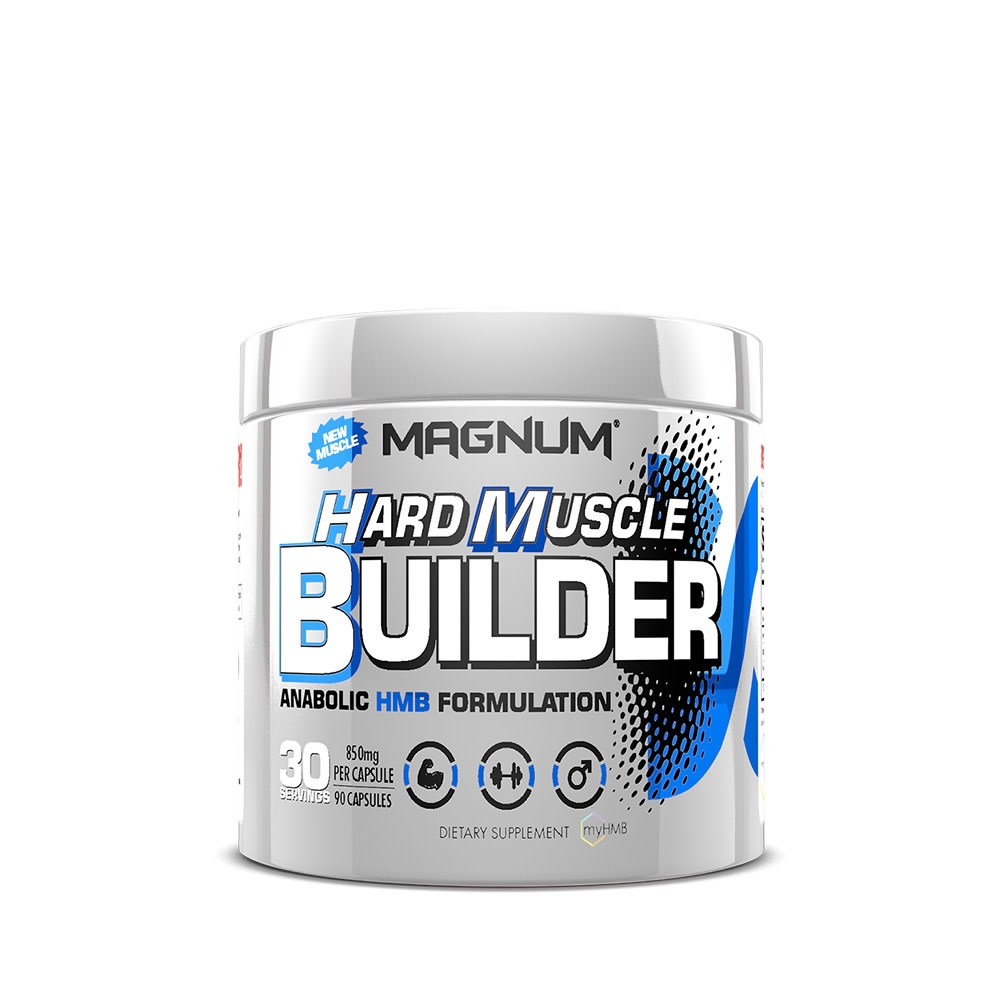 Magnum Magnum - Hard Muscle Builder - 30 Caps