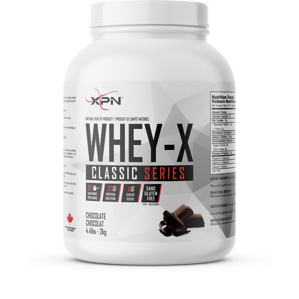 XPN XPN - Whey X 4.4 lbs