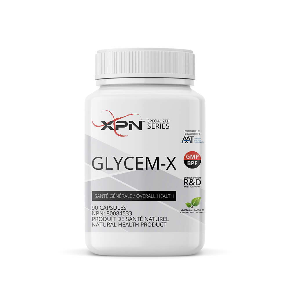 XPN XPN - Glycem-X - 90 Caps