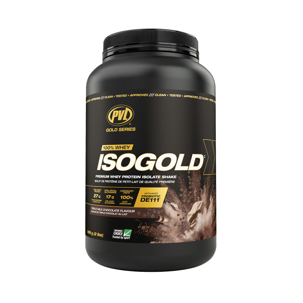 PVL PVL - Gold Series - IsoGold - 2lbs