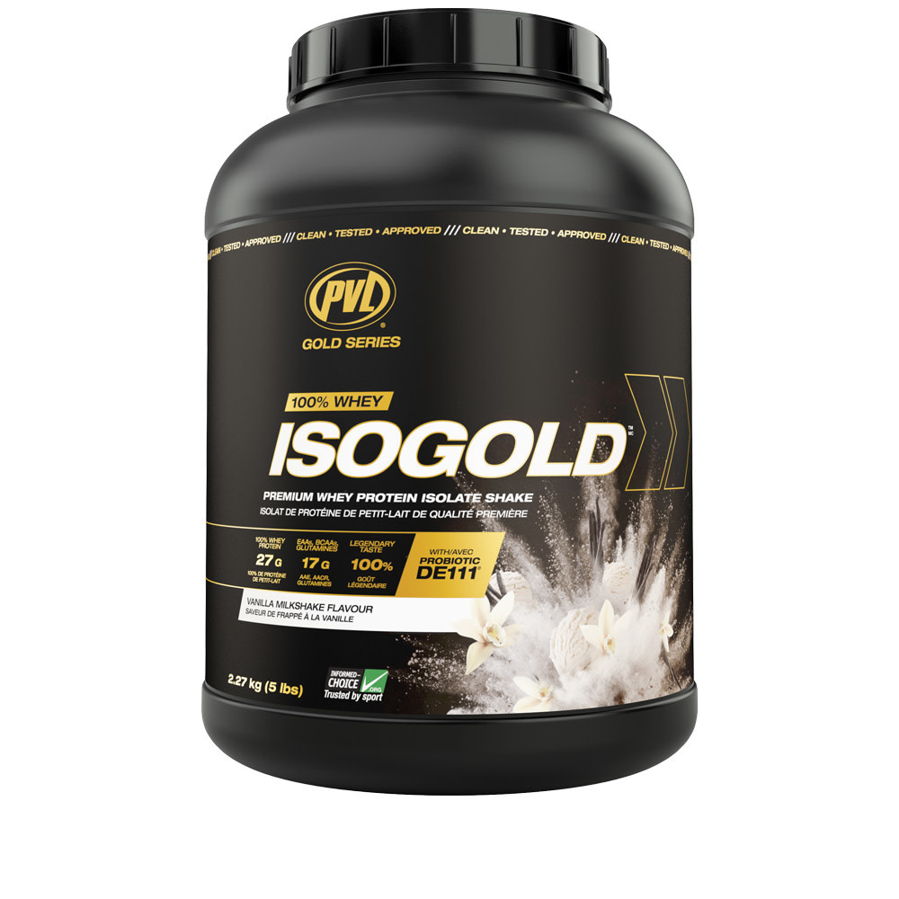 PVL PVL - Gold Series - IsoGold - 5lbs