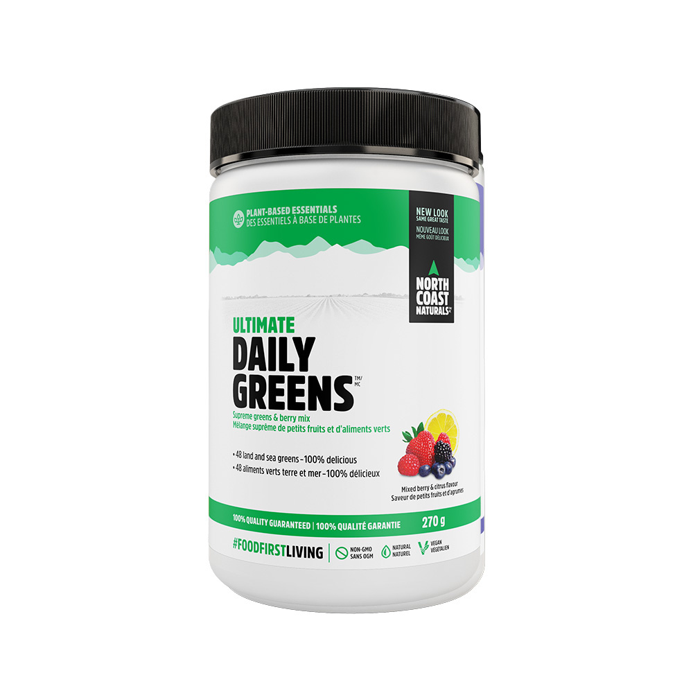 North Coast Naturals NCN - Ultimate Daily Greens 270 g