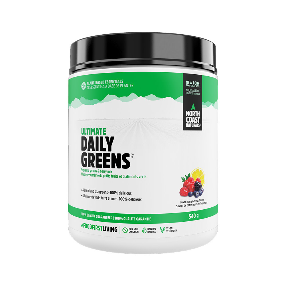 North Coast Naturals NCN - Ultimate Daily Greens 540 g