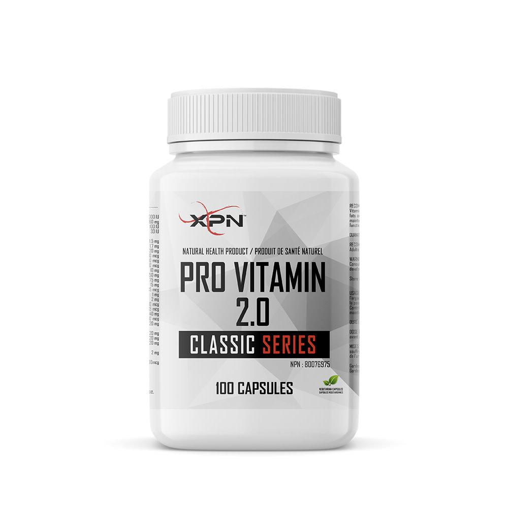 XPN XPN - Pro Vitamin 2.0 - 100 Caps