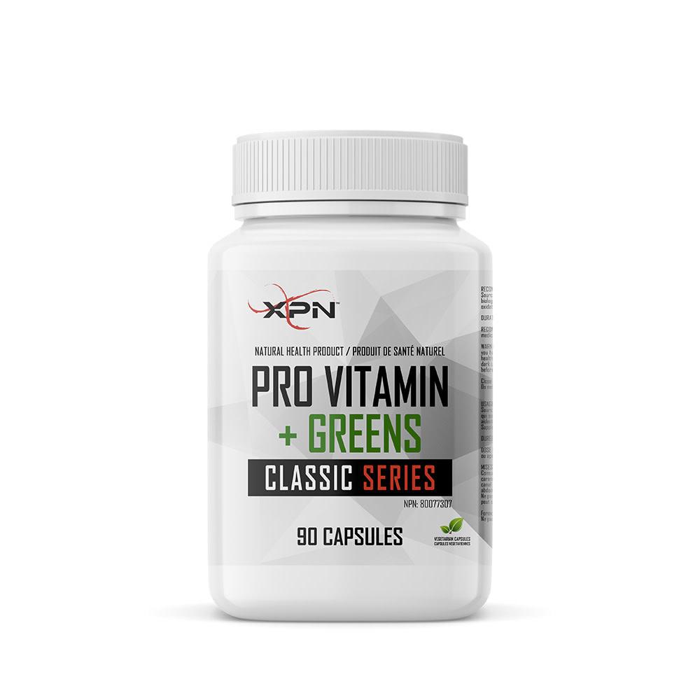 XPN XPN - Pro Vitamin + Greens - 90 Caps