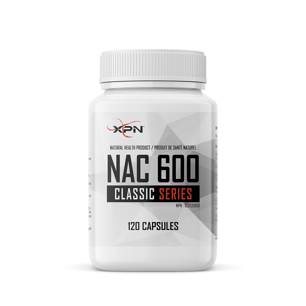 XPN XPN - NAC 600 -120 Caps