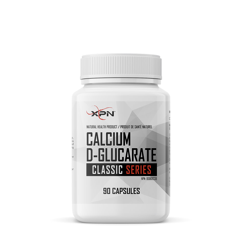 XPN XPN - Calcium D-Glucarate - 90 Caps