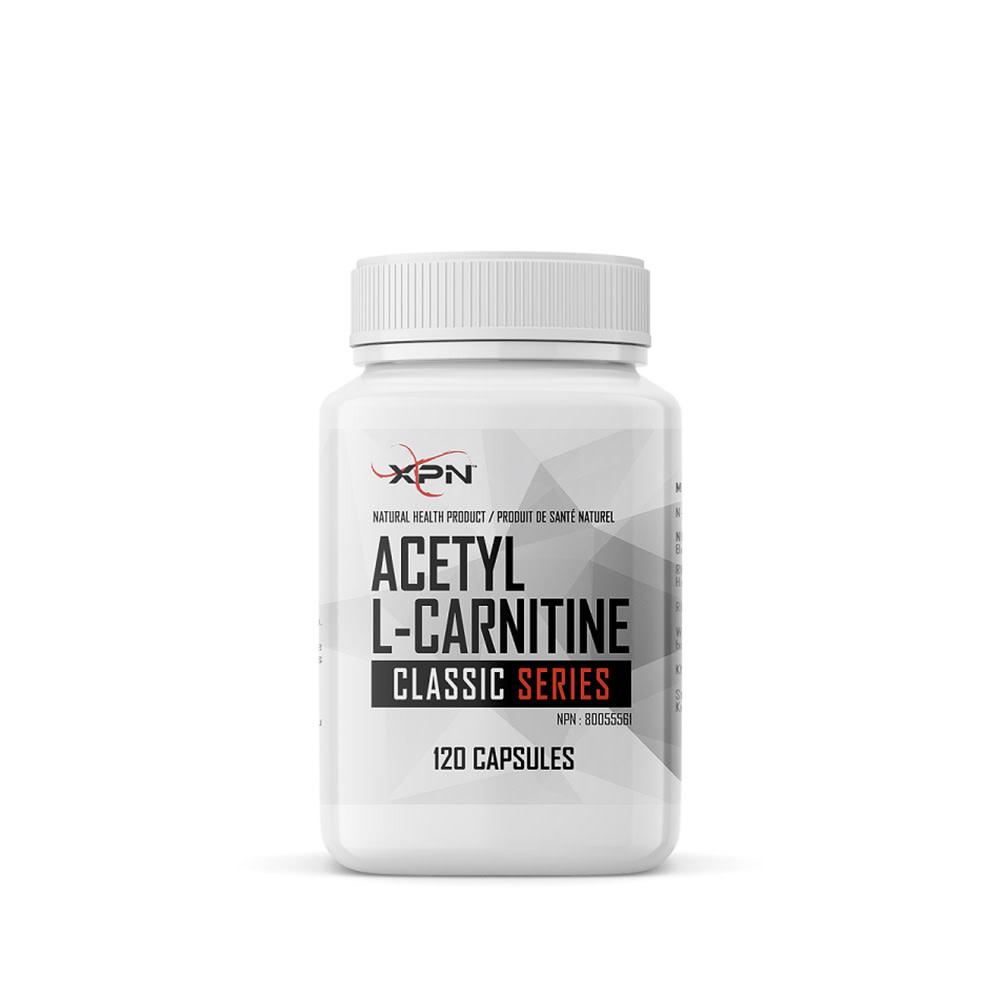 XPN XPN - Acetyl L-Carnitine - 120 Caps