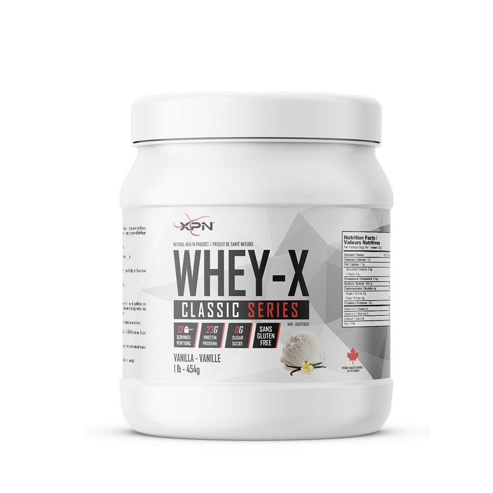 XPN XPN - Whey X 1 lbs