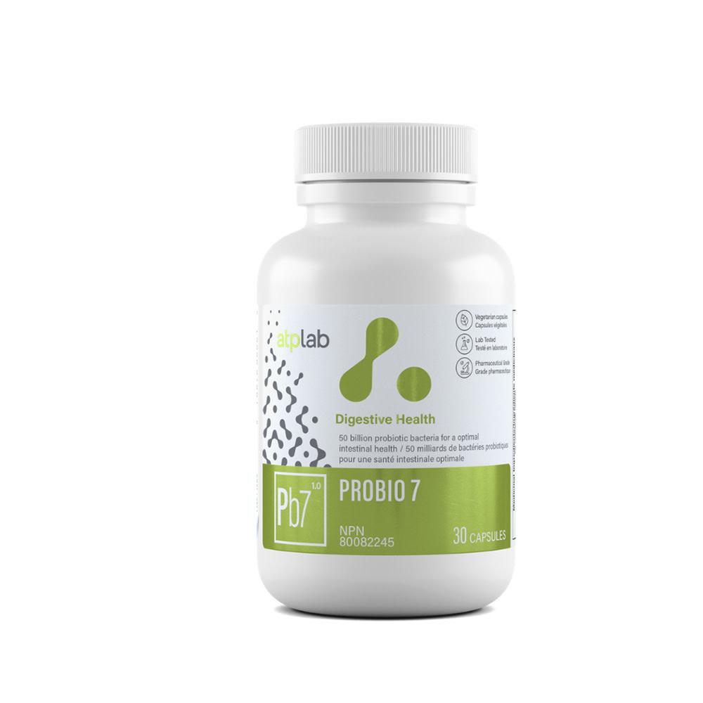 ATP Labs ATP - Probio7 - 30 Caps