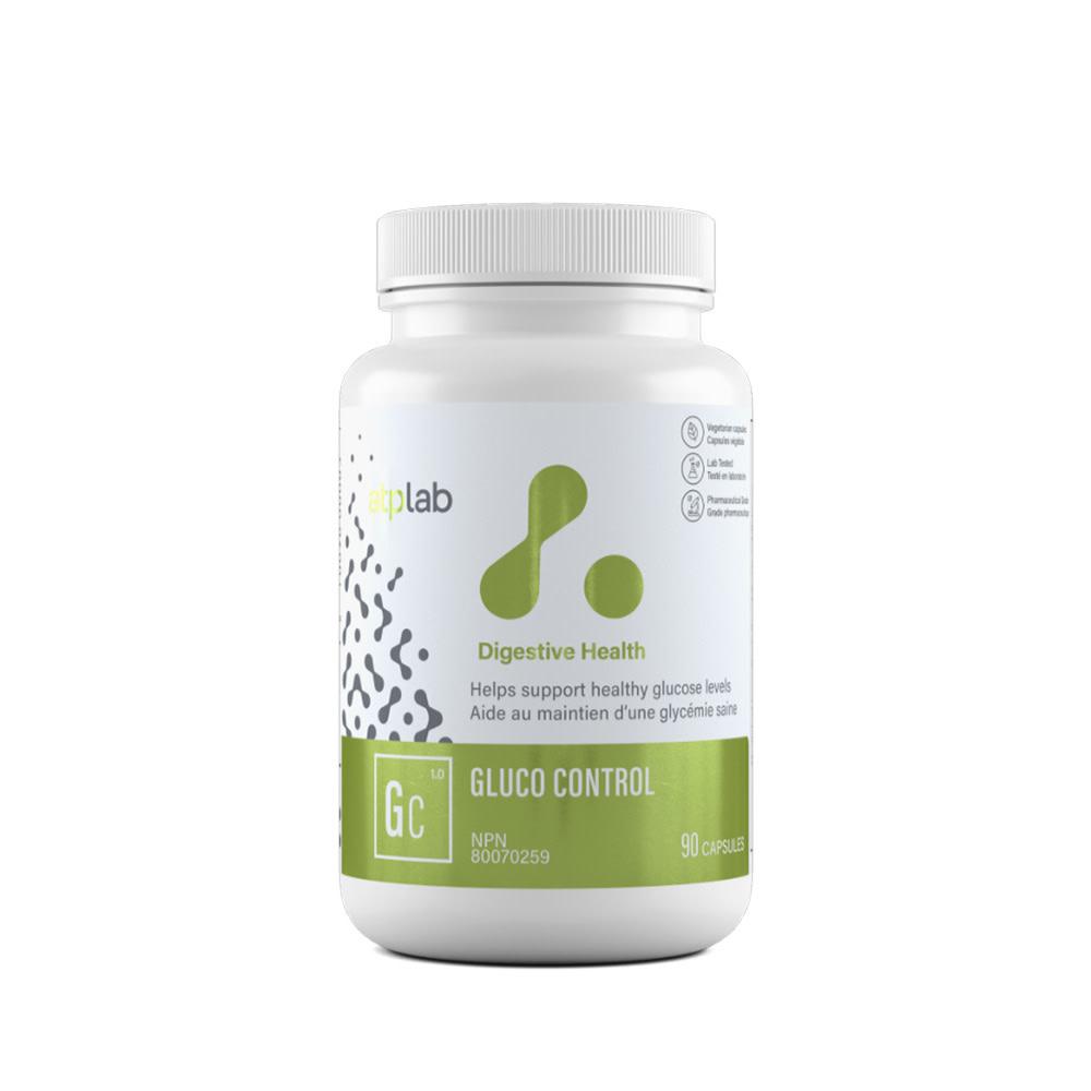 ATP Labs ATP - GlucoControl - 90 Caps