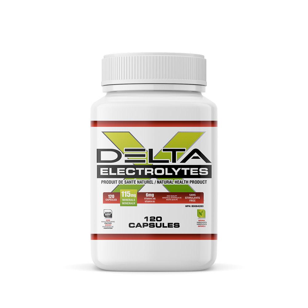 XPN XPN - Delta - Electrolytes - 120 caps