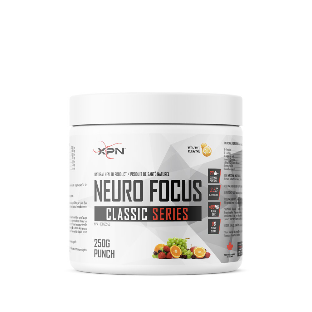 XPN XPN - Neuro Focus - Punch - 250g