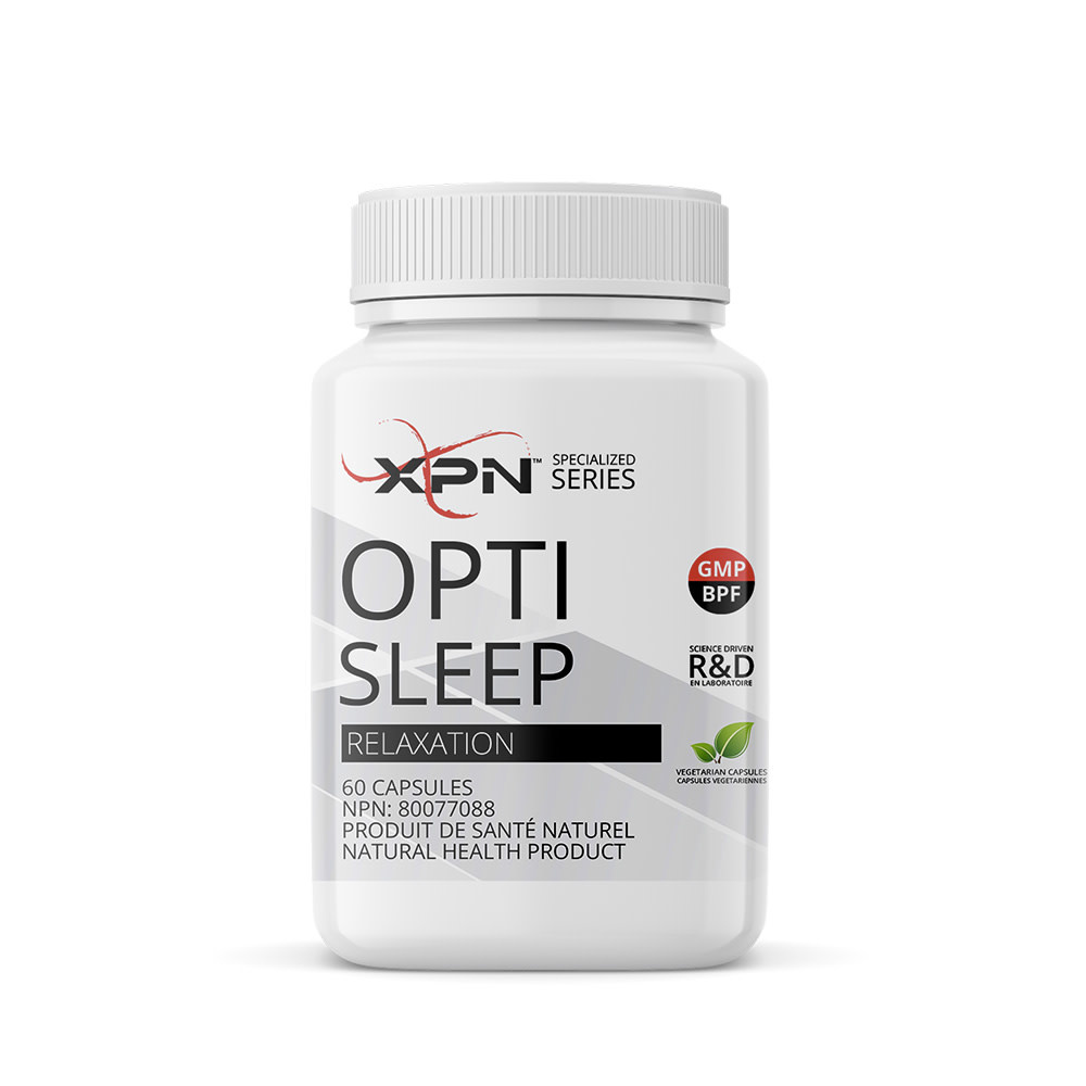 XPN XPN - Opti Sleep - 60 Caps