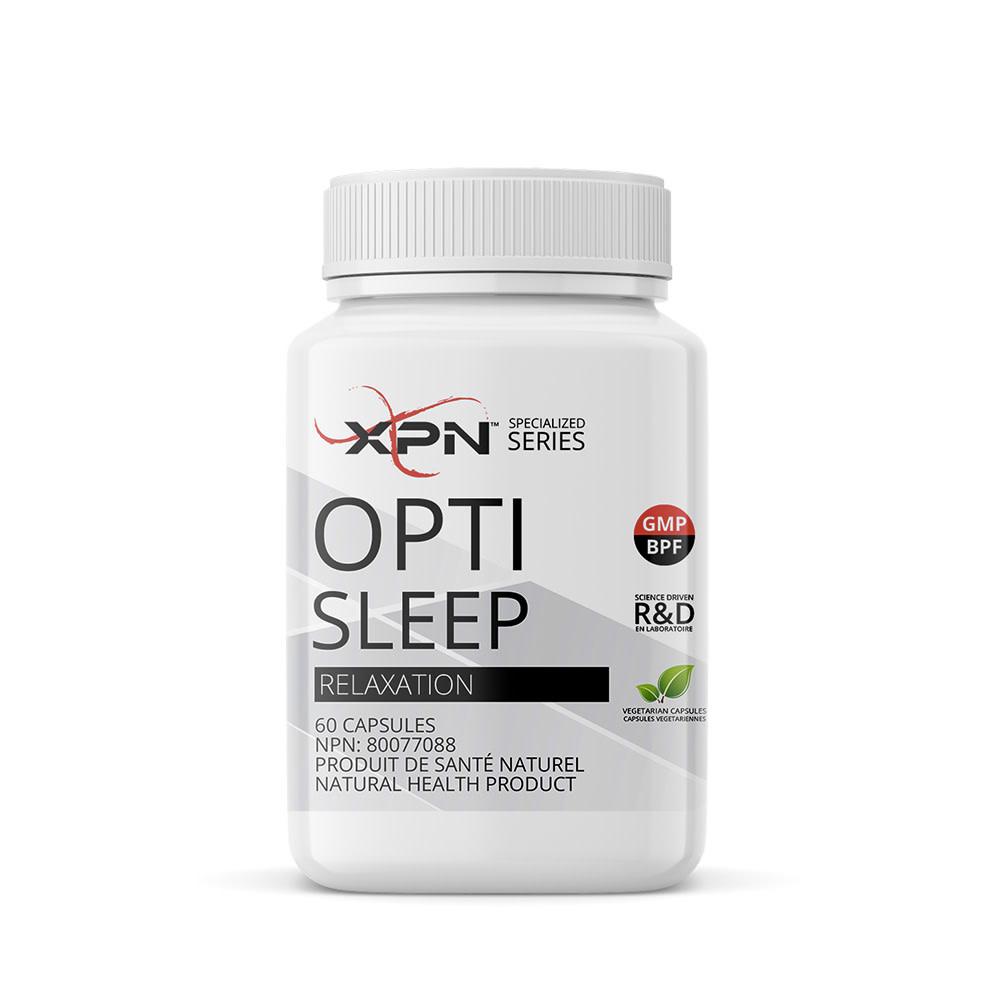 XPN XPN - Opti Sleep - 60 Caps