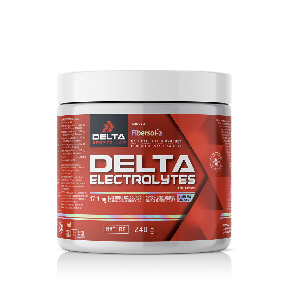XPN XPN - Delta - Electrolytes -  240g