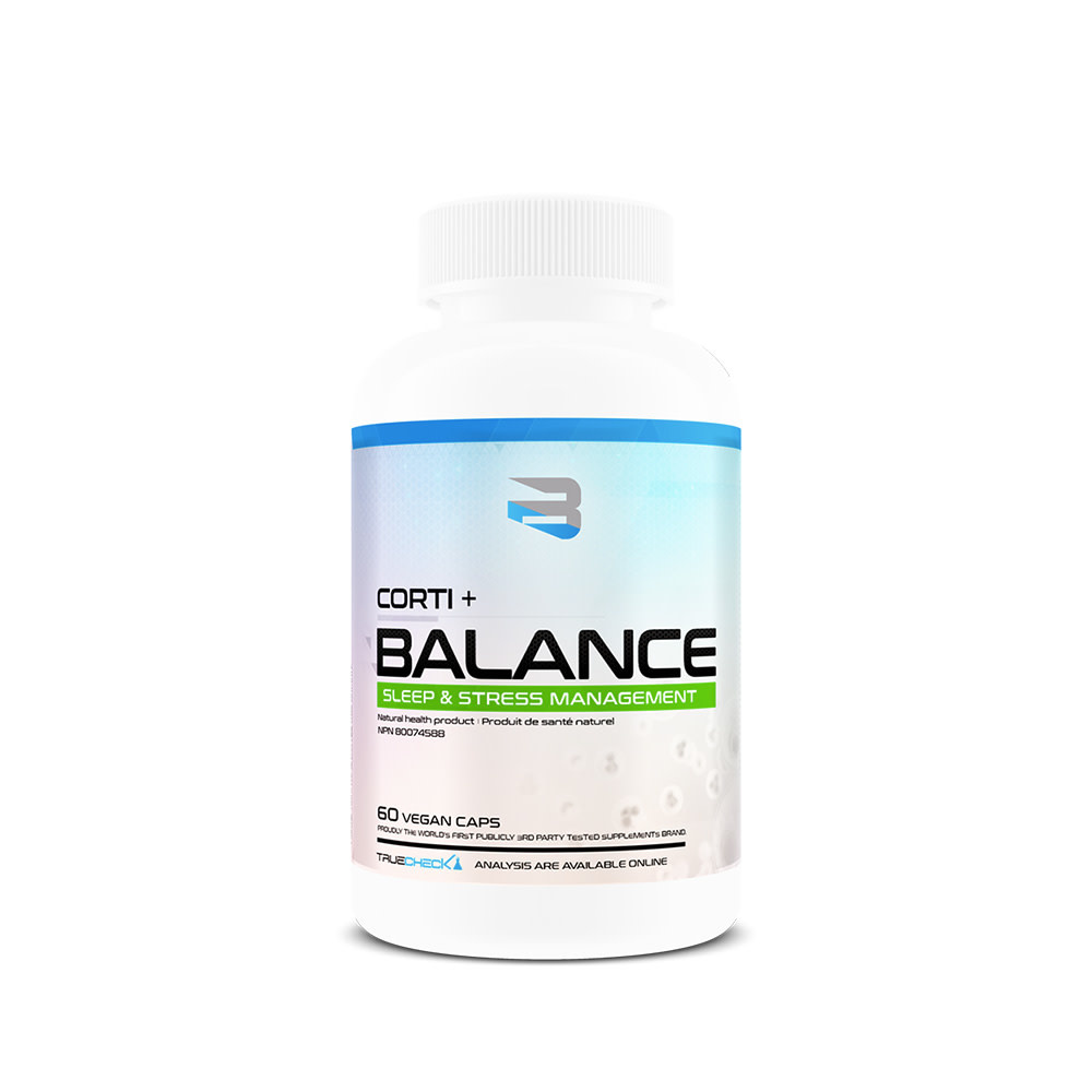 Believe Believe - Corti + Balance - 60 Caps