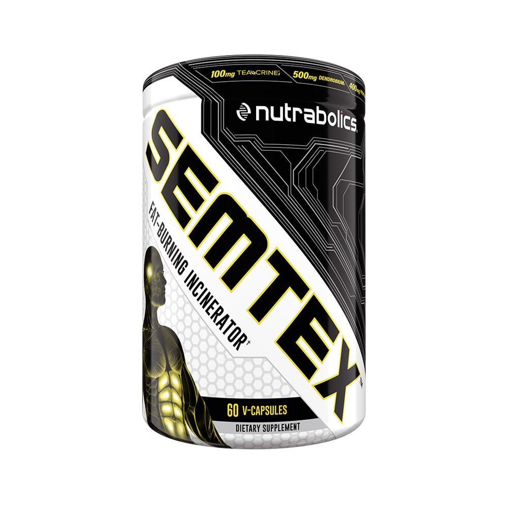 Nutrabolics Nutrabolics - Semtex - 60 V-Caps