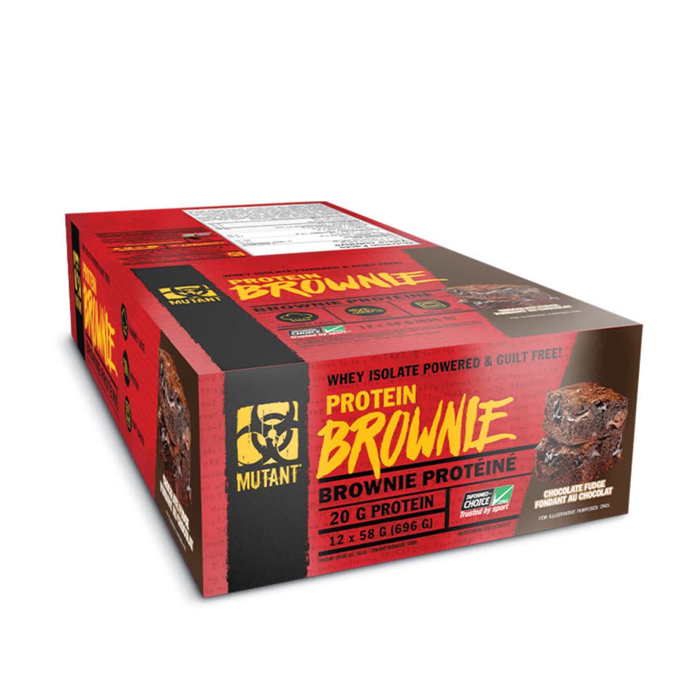 Mutant Mutant - Protein Brownie