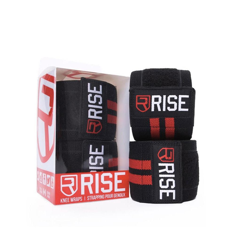 Rise Canada RISE - Knee Wraps