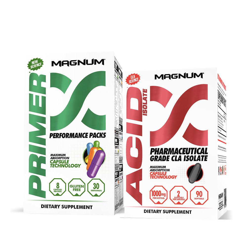 Magnum Magnum - Primer free Acid BOGO