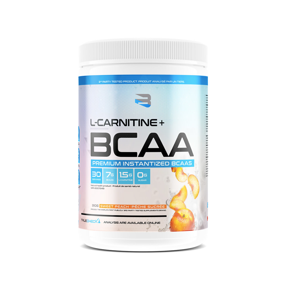 Believe Believe - BCAA  + L-Carnitine 30 Serv.