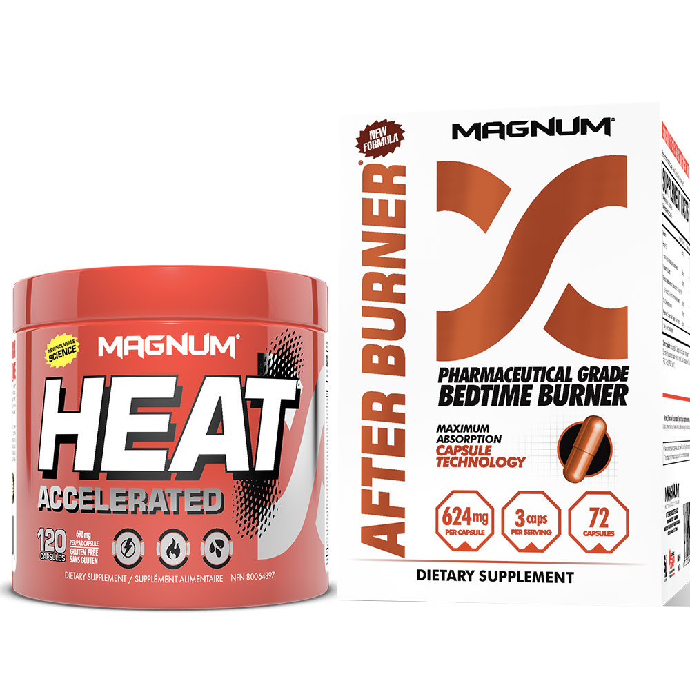 Magnum Magnum - Heat free After Burner BOGO