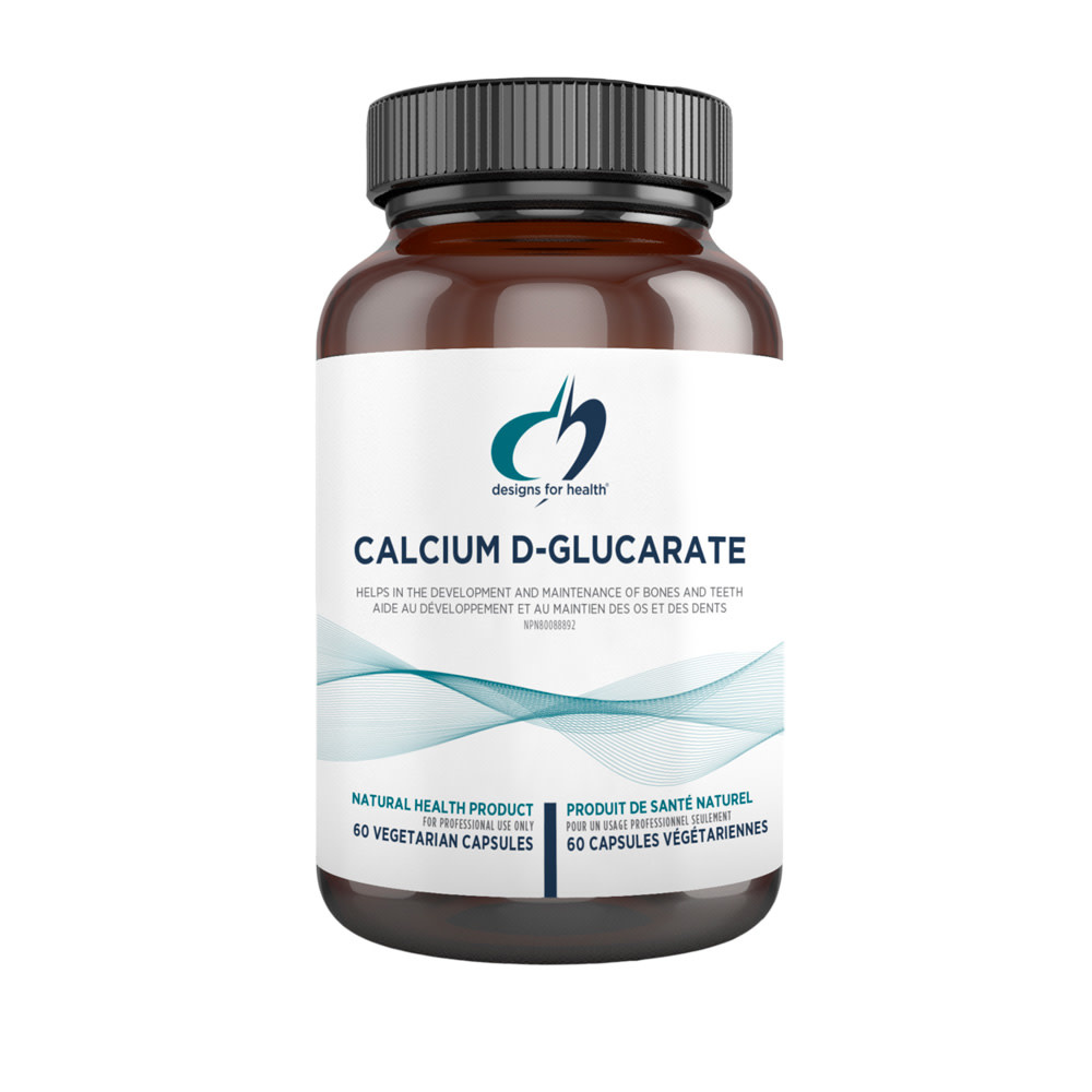 DFH DFH - Calcium D-Glucarate - 60 Caps