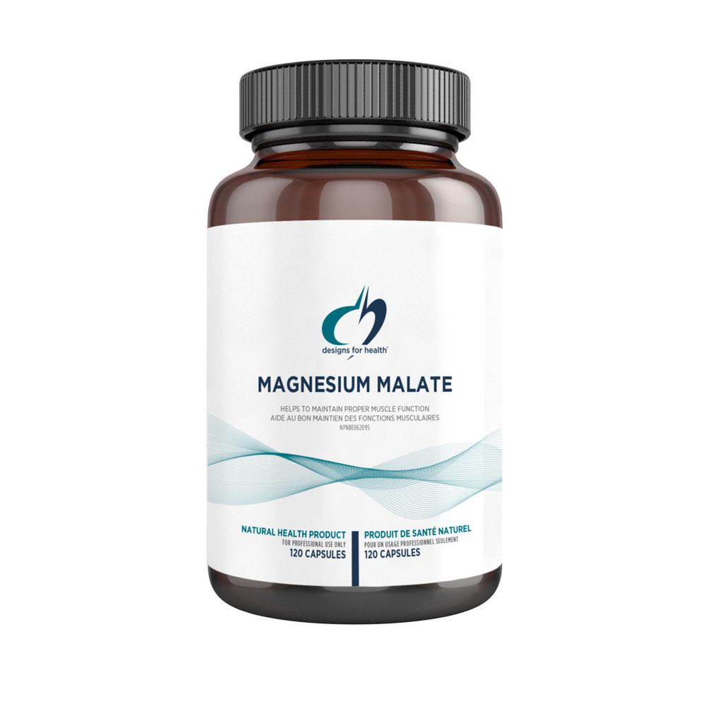 DFH DFH - Magnesium Malate - 120 caps
