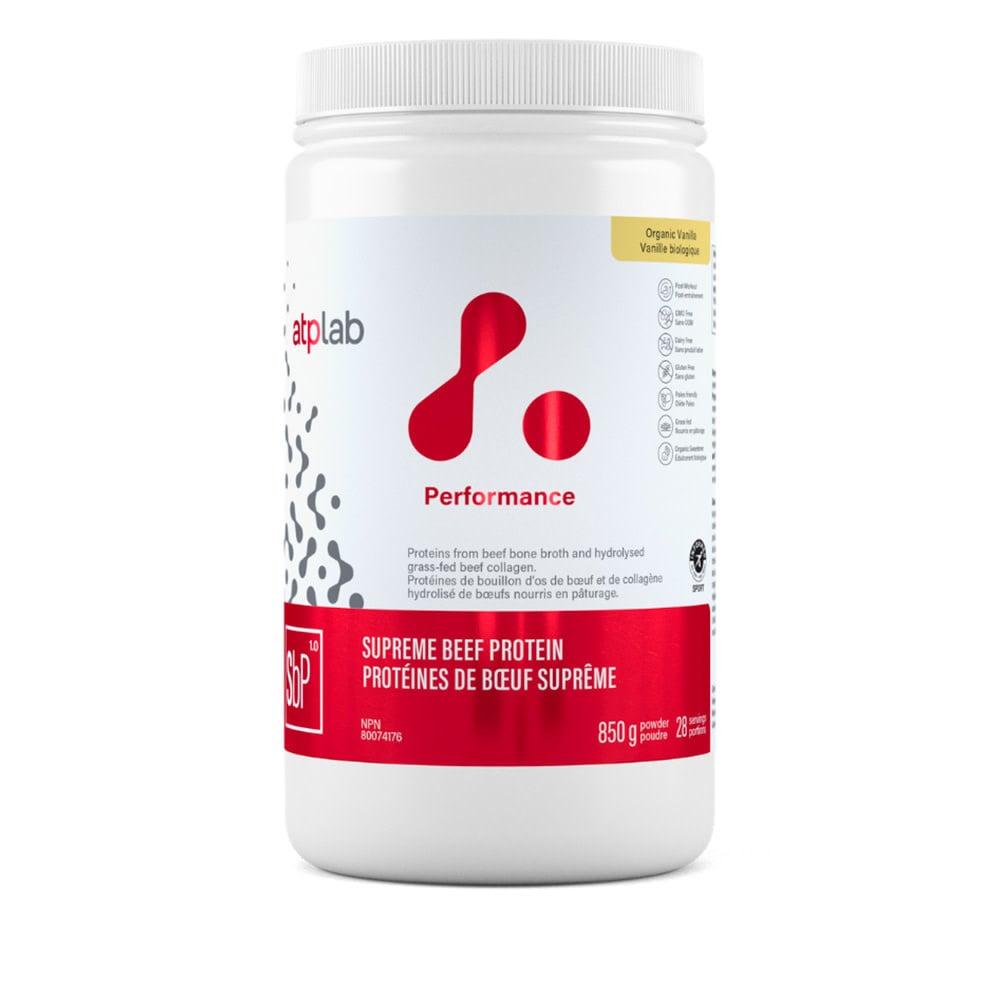 ATP Labs ATP -  Protéines de  Boeuf  Suprème - 850g