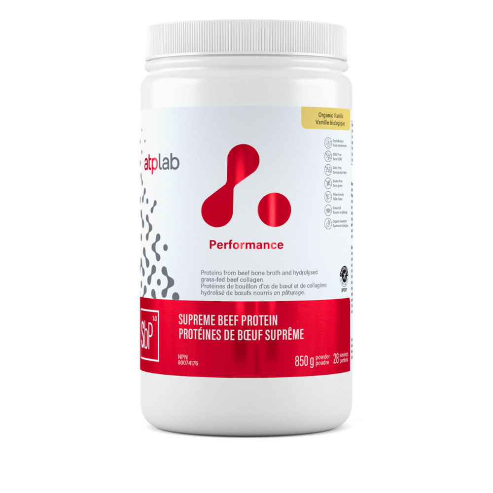 ATP Labs ATP -  Protéine Boeuf Suprême - 850 g