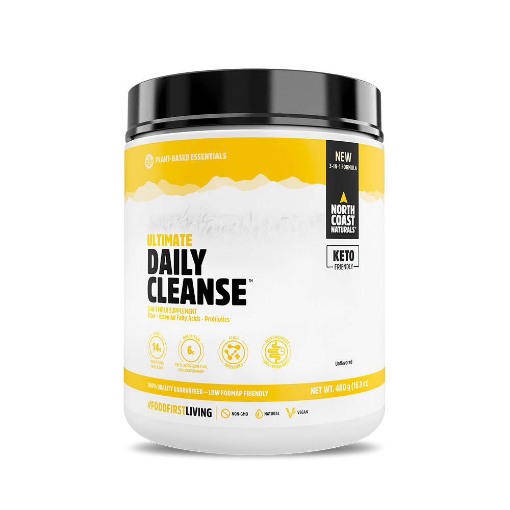 North Coast Naturals NCN - Ultimate Daily Cleanse  - 480g