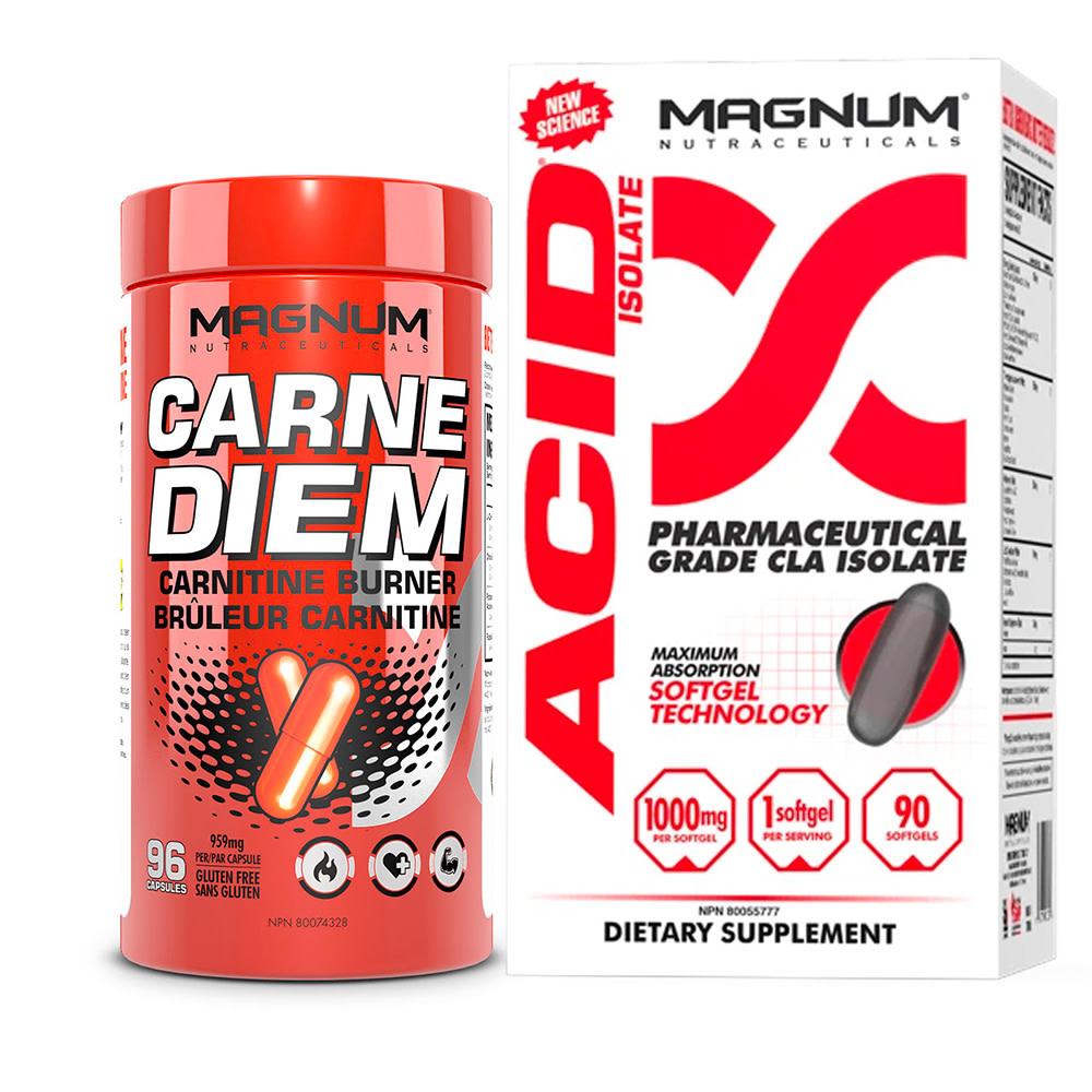 Magnum Magnum - CARNE DIEM free ACID BOGO