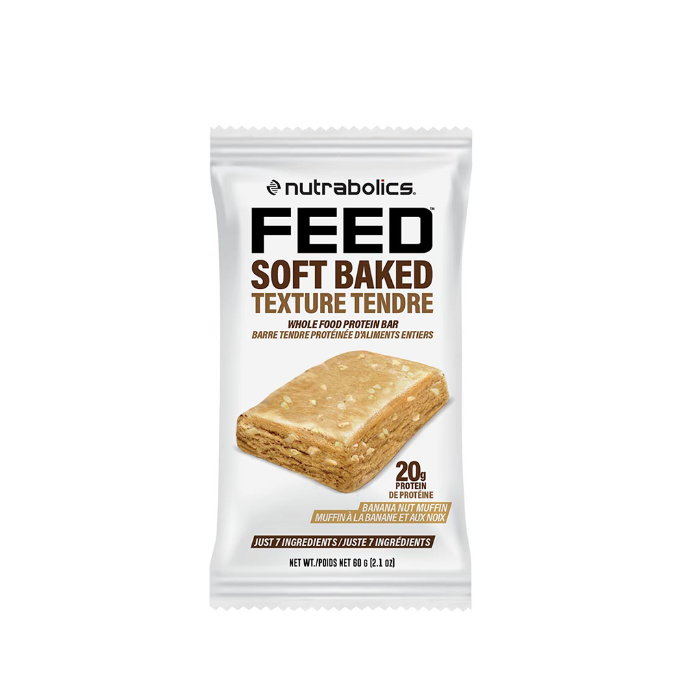 Nutrabolics Feed - Soft Baked