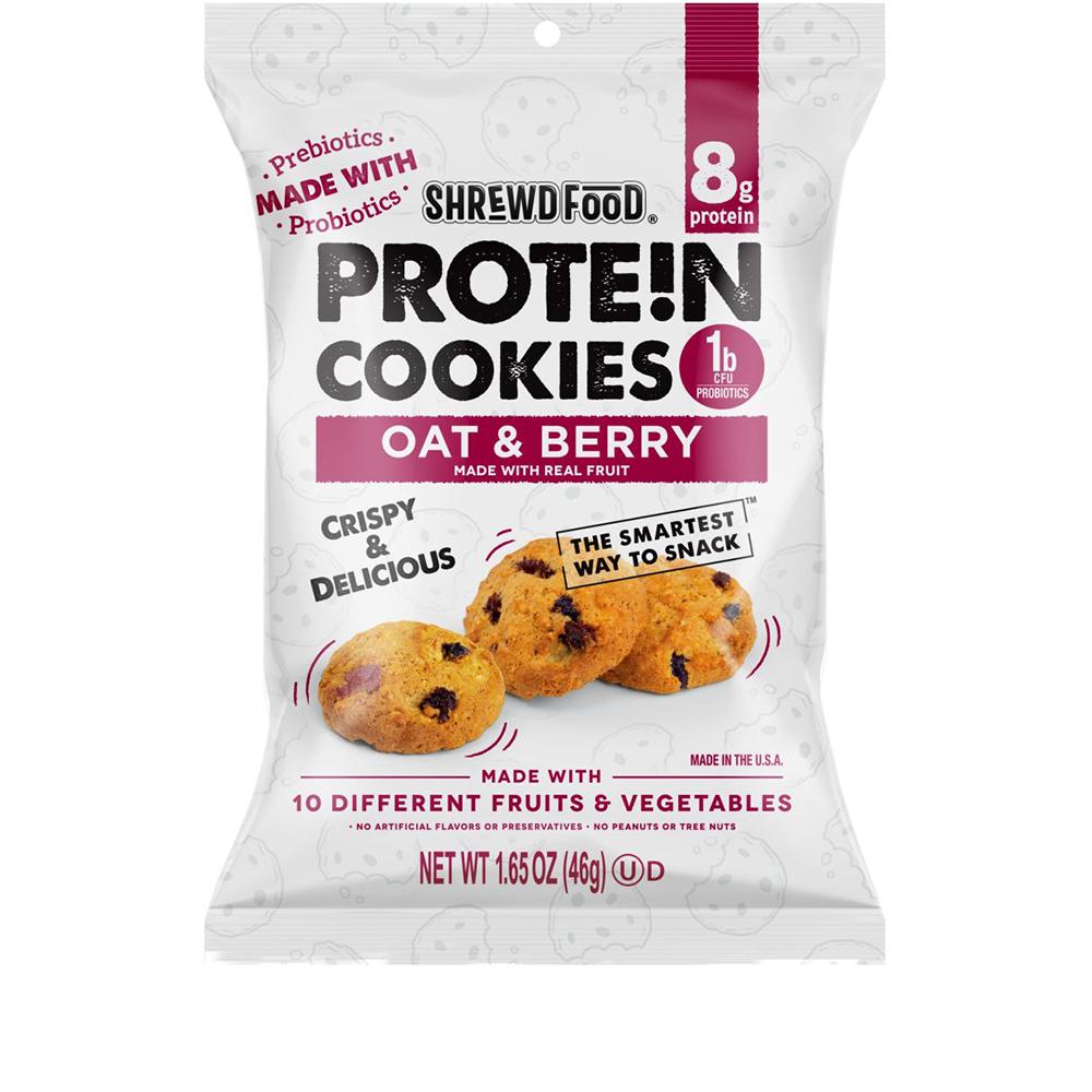 Shrewd Food Shrewd Food - Cookies