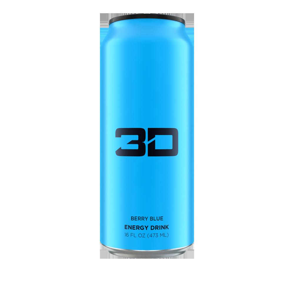 3D 3D - Energy Drink 473Ml