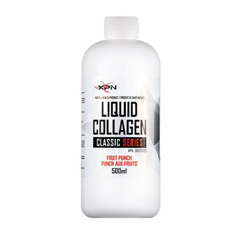 XPN XPN - Liquid Collagen 500ml - Punch Aux Fruits